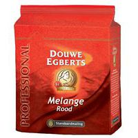 Koffie Melange Rood Douwe Egberts - Standaard maling