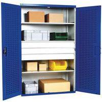 Werkplaatskast XL Bott SMF - Met laden