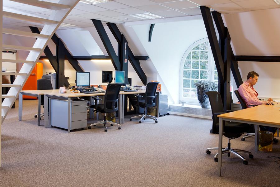 Klein Kantoor Inrichten : Projecten kantoor detail