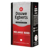 Roodmerk koffie Douwe Egberts - Standaard maling