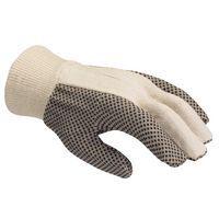 Handschoen met noppen