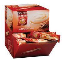 Dispenser voor sticks Cappuccino van Douwe Egberts