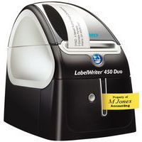 Dymo LabelWriter - 450 Duo