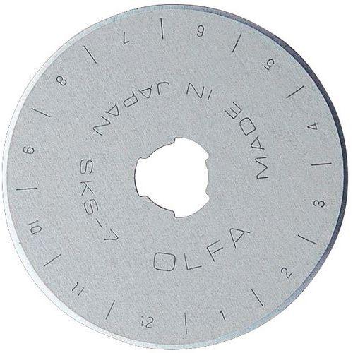 Reservemes voor veiligheidsmes - Voor model met draaiend mes - 45 mm