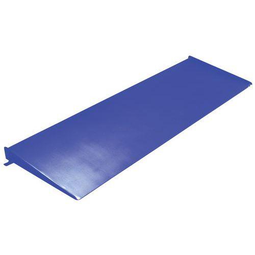 Afbeelding van Oprijhelling voor laag weegplatform - epoxy