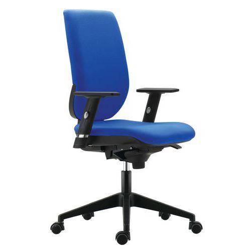 Bureaustoel cosmic manutan for Bureau stoel