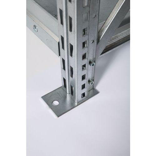 Juk Mini-Rack Pro - Hoogte 2500 mm - Gegalvaniseerd