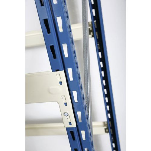 Ligger Mini-Rack - Breedte 2700 mm