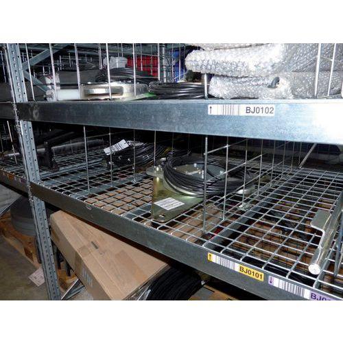 Scheiding Mini-Rack Pro - Met rooster