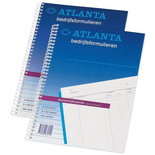 Doorschrijfkasboek Atlanta