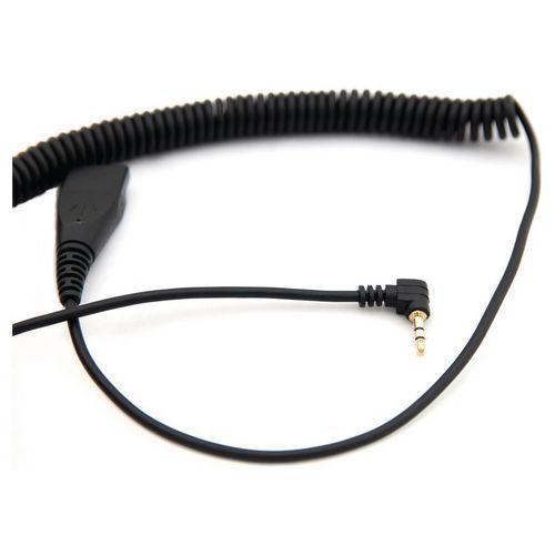Afbeelding van Recht snoer zonder jack-kabel