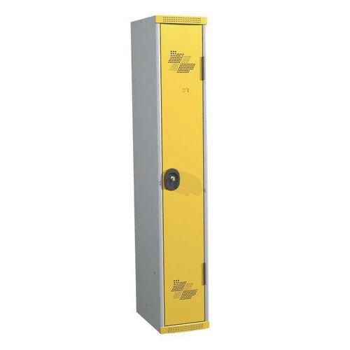Afbeelding van Garderobekast 1 kolom Seamline Optimum® - Kolombreedte 300 mm - Op voet