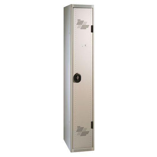 Garderobekast Seamline® Eco - Kolombreedte 300 mm - op voet