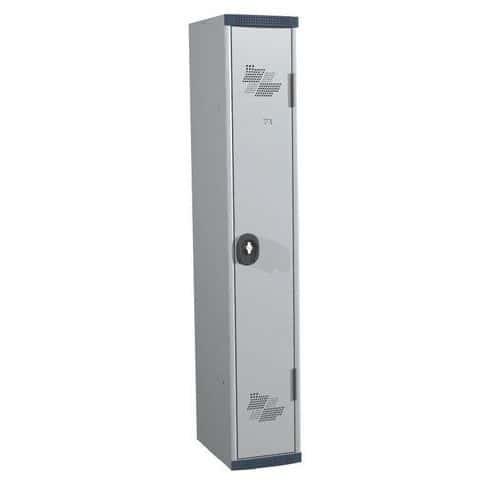 Garderobekast 1 kolom Seamline Optimum® - Kolombreedte 300 mm - Op voet