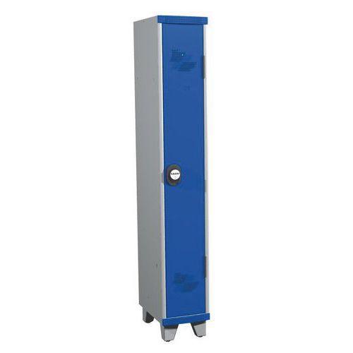 Afbeelding van Garderobekast 1 kolom Seamline Optimum® - Kolombreedte 300 mm - Op poten