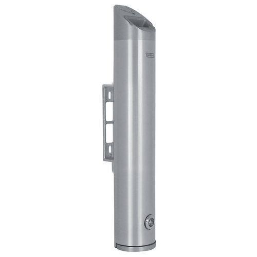 Aluminium wandasbak - 2,4 l