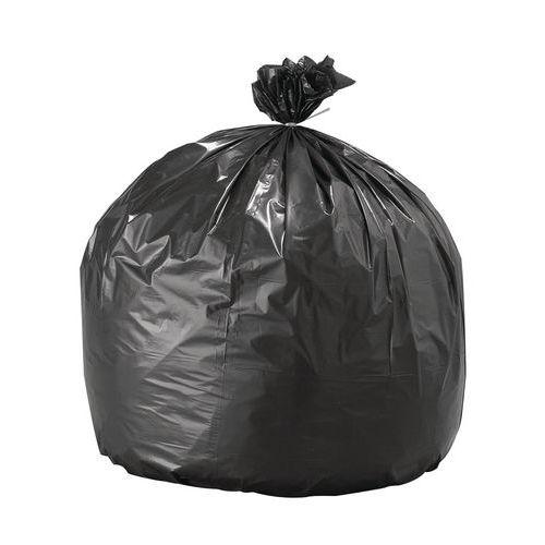 Afvalzakken zwart - Superteen - Zwaar afval - 100 tot 130l