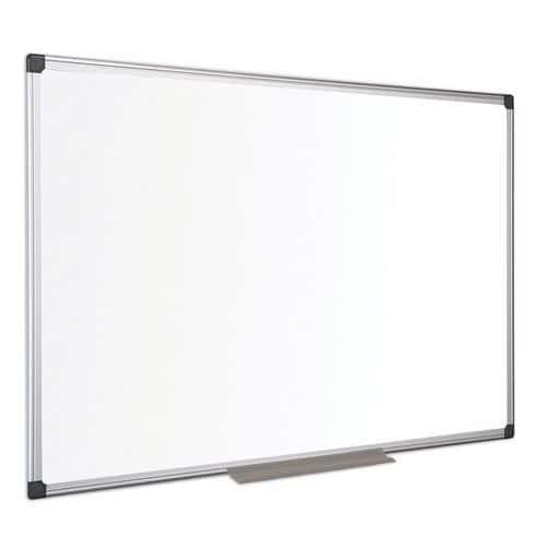 Afbeelding van Whiteboard van gelakt staal, Bi-office