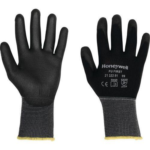 Afbeelding van Handschoenen First black