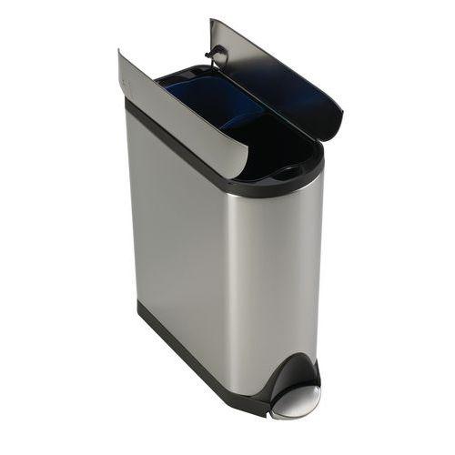 Butterfly Recycler 40 ltr - Simplehuman