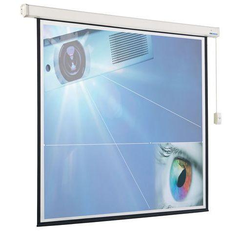Projectiescherm elektrisch SMIT
