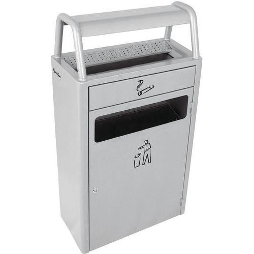 As-afvalbak - 6 l / 43 l - Manutan