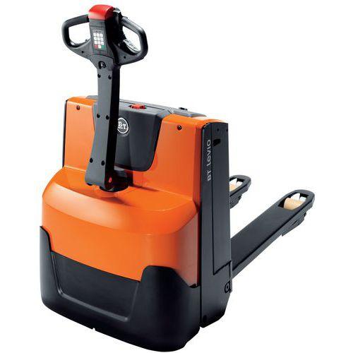 Ergonomische, elektrische pallettruck Toyota 1400 kg - Vork 1150 mm