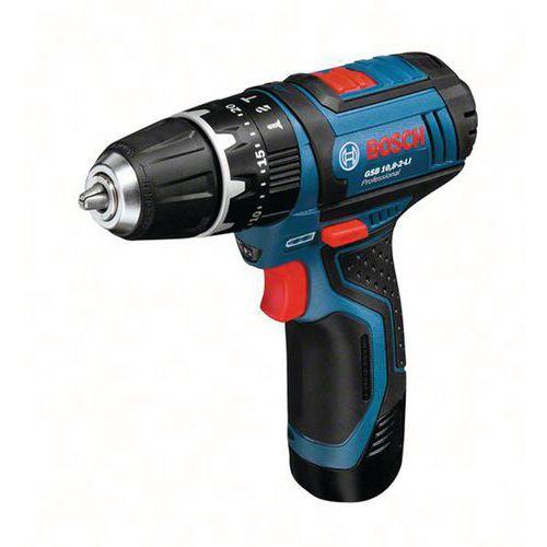 Draadloze schroef-/klopboormachine GSB 12 V-15 - Bosch