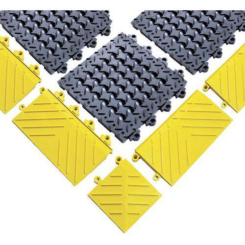 Rand voor antivermoeidheidsrooster Diamond Flek Lok™ - Notrax