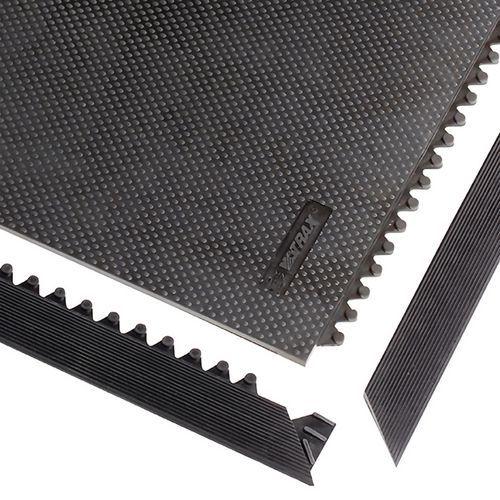 Modulaire tegels voor bescherming van de vloer en apparatuur Slabmat Carré