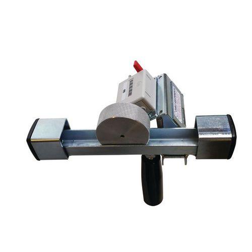 Handmatige kabelmeterteller