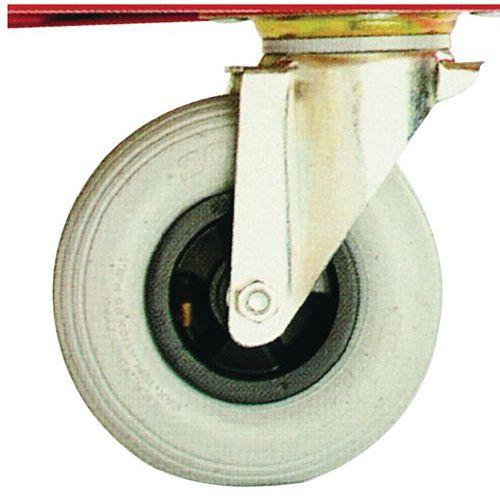 Luchtbanden voor wagens, draagvermogen 250kg