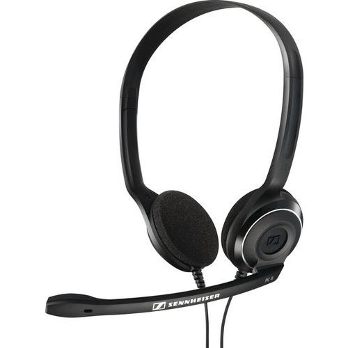 USB-headset voor pc PC8 BINAURAAL SENNHEISER