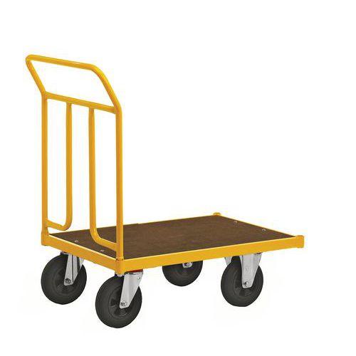 Gele platformtrolley KM144400 B