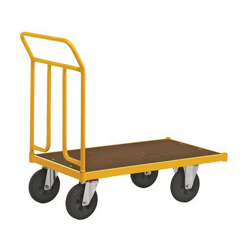 Gele platformtrolley KM144500 B