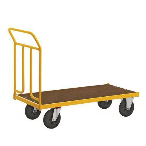 Gele platformtrolley KM144600 B