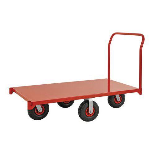 Platformtrolley beugel