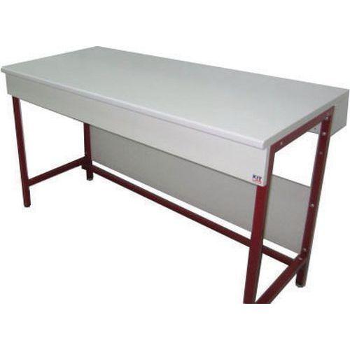 Modulaire labtafel - Gelamineerd - Zonder muurplaat