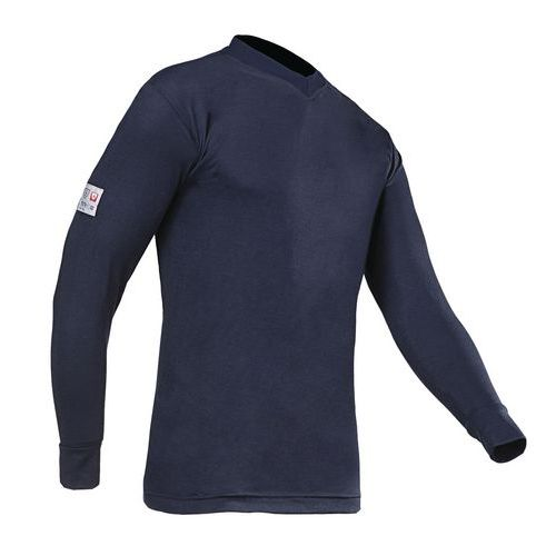 Werk t shirt picton brandwerend en antistatisch, maat: xl, kleur ...