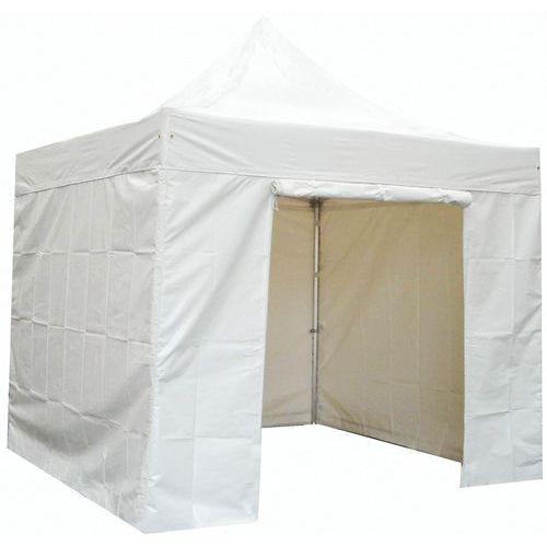 Aluminium tent met dak en muren