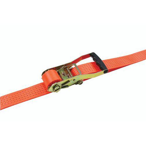Sjorband -  Belasting 1000 kg - standaardratel