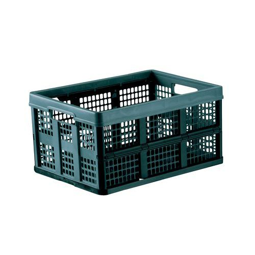 Extra vouwbox voor trolley Clax - Draagvermogen 60 kg