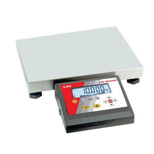 Afbeelding van Multifunctionele pakketweegschaal - Weegvermogen 30 tot 60 kg