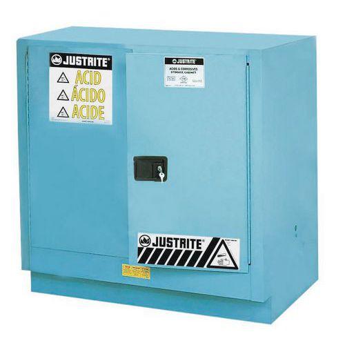 Veiligheidskast voor corrosieve producten - Opslagcapaciteit 83 L