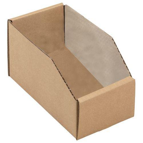 Kartonnen stapelbak - Lengte 200 mm