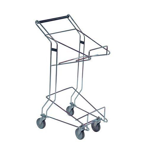 Mandenwagen - Laadvermogen 60 kg