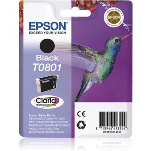 Inktcartridge - T0801 - Epson