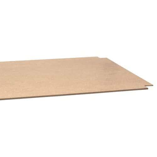Afdekplaat van hout Combi-Flip