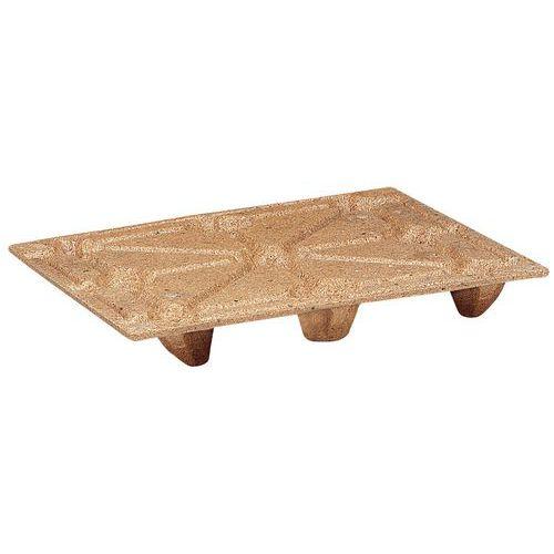 Pallet van houtvezel - breedte 1140 mm
