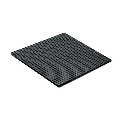 Trillingdempende plaat - Zwart